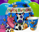 Barnyard Celebration Party Box