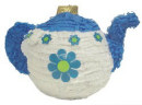 Blue Tea Pot Pinata