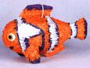 Clown Fish Pinatas