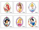 Washable Disney Princess Tattoos