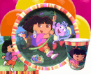 Dora The Explorer Party Box