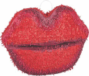 Kissing Lips Pinata