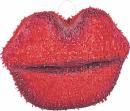 Kissing Lips Pinata