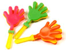 Clown Hand Clappers