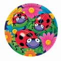 Ladybug & Flowers Party Supplies