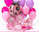 Lady Bug Princess Party Box