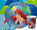 Little Mermaid Party Box