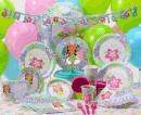 Luau Girl Party Box