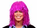 Mylar Wigs
