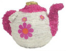 Pink Tea Pot Pinata