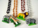 Safari Animal Beads