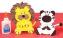 Safari Animal Craft Kit