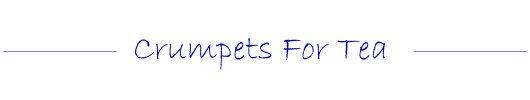 Crumpet Tea Party Dessert Recipes
