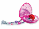 Heart and Ring Bracelet